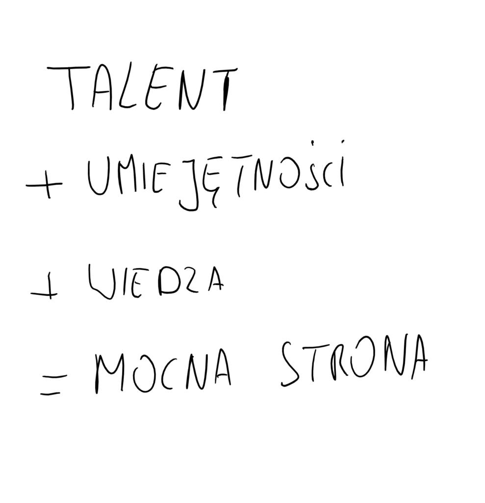 Wzór na talent