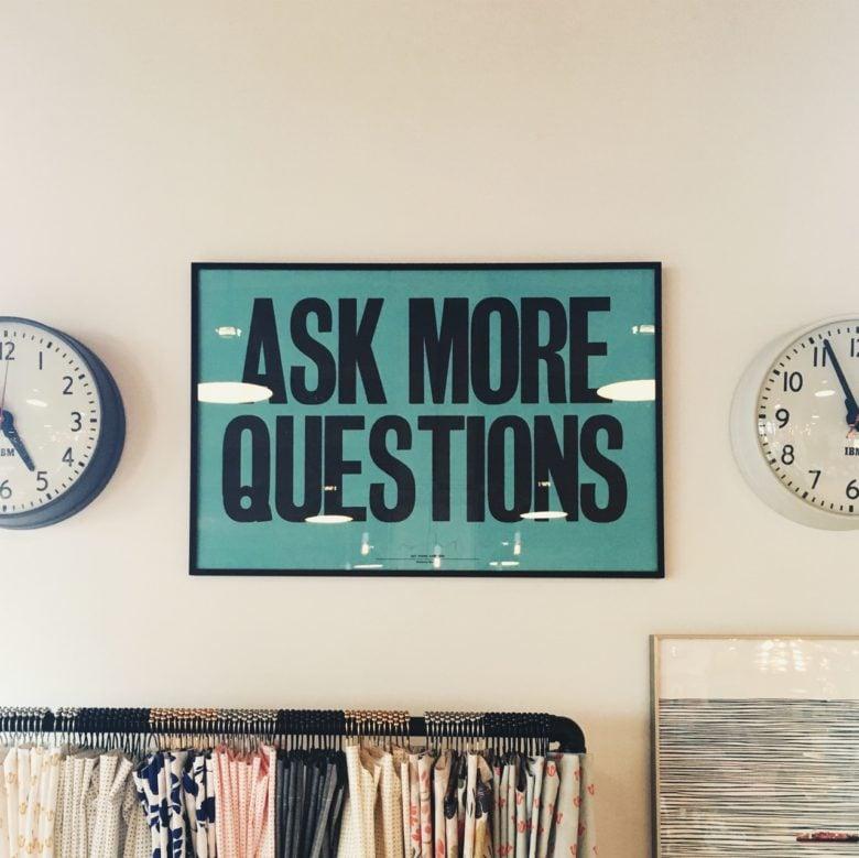 Pytania przed projektem